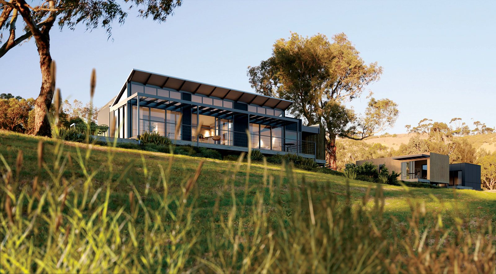 Investing in sloping blocks latitude real estate for Sloping block home designs nsw